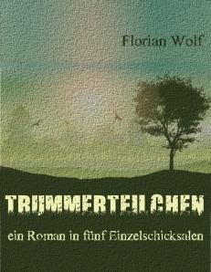 Cover Trümmerteilchen - Florian Wolf